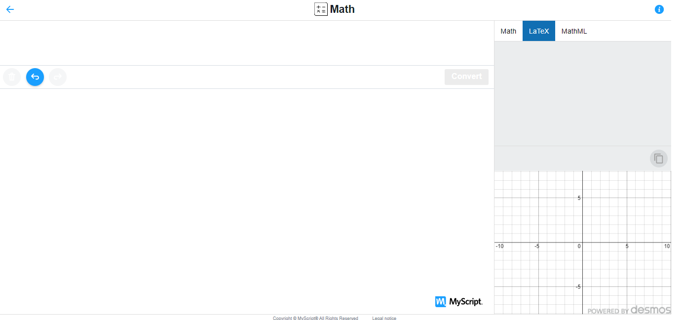 PRINT WEB EQUATION